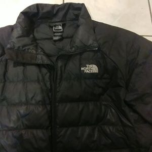 The North Face Jackets & Coats - Womens North Face puffer coat Sz Large Black